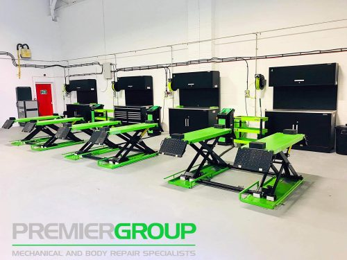Premier Group Cannock Workshop