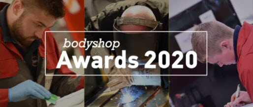 bodyshop Awards 2020 logo