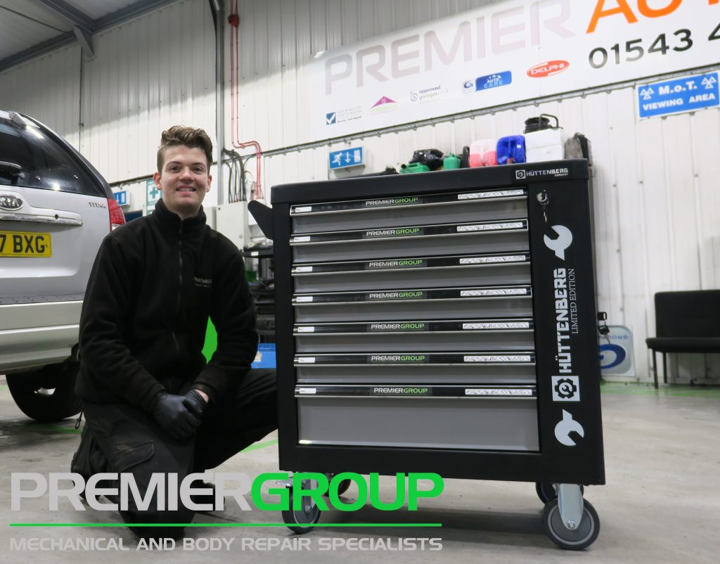 Introducing the Premier Group Apprenticeship